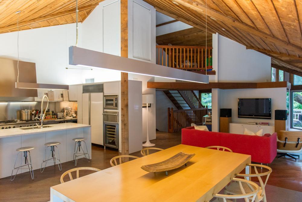 Kitchen at 3506 Main Lodge Drive