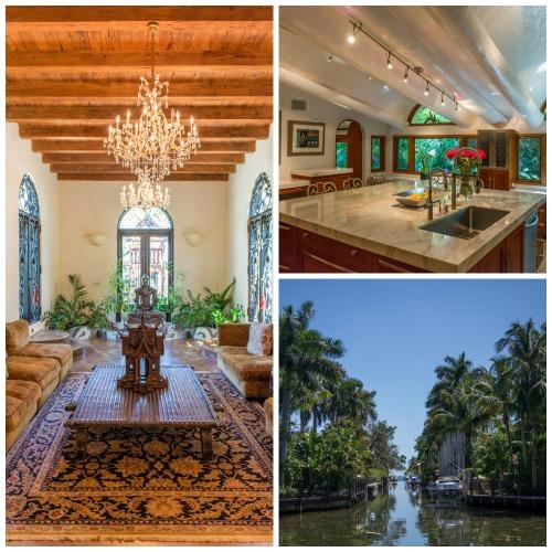 Collage of home in Entrada Estates, Coconut Grove