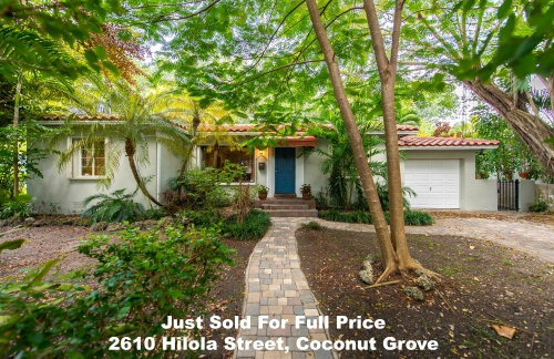 Photo of 2610 Hilola Street, Coconut Grove
