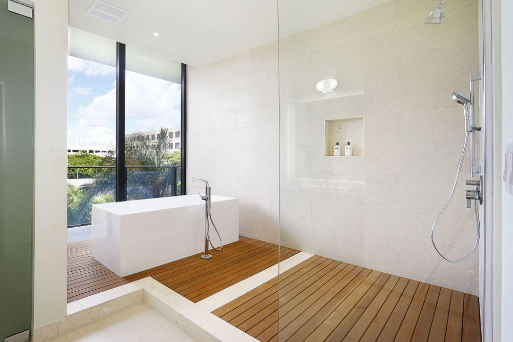 Bathroom at The Fairchild
