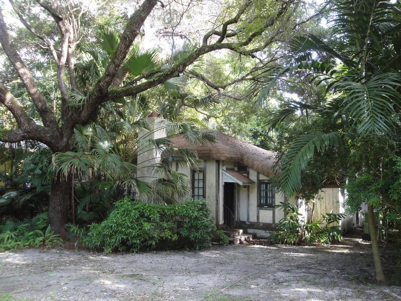 Marjory Stoneman Douglas' house