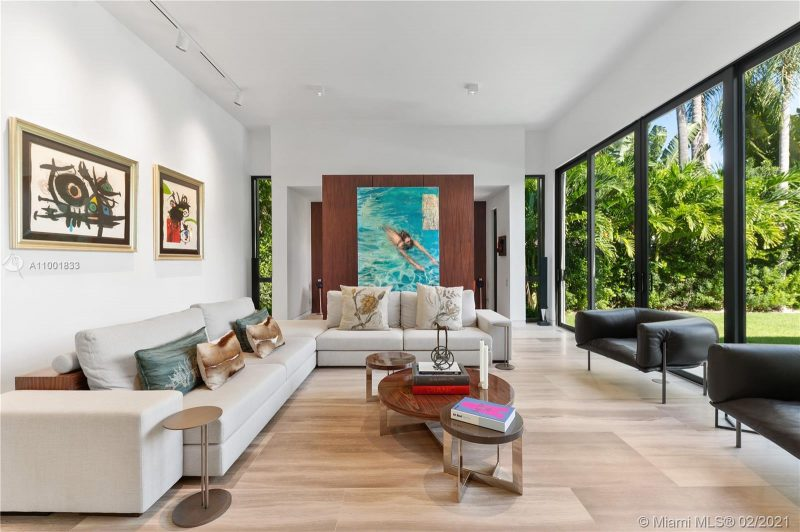 Home in Coconut Grove