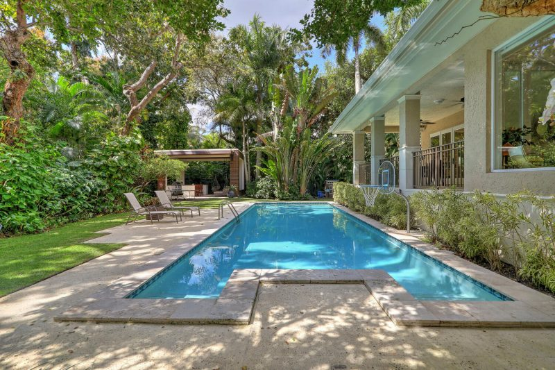 Pool at 3010 Emathla Street, Coconut Grove