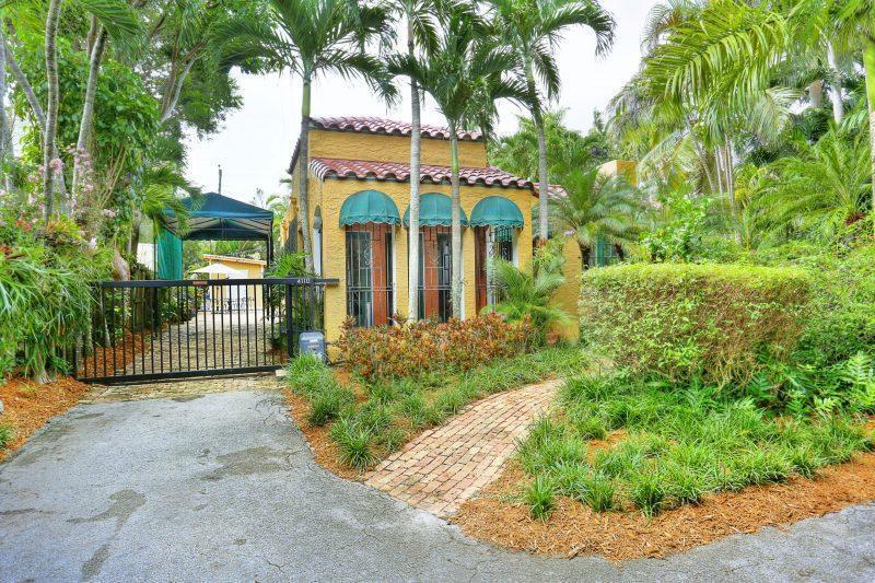 Home on Ventura Avenue in Coconut Grove